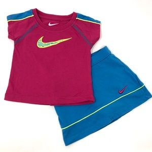 Nike Girls Tennis Outfit 🎾